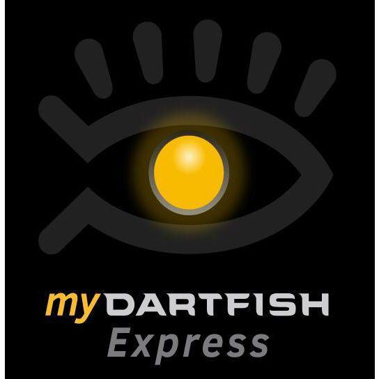 dartfish logo