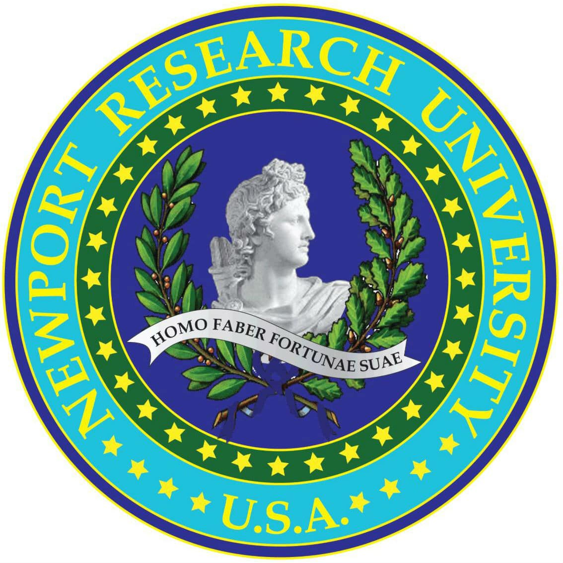 newport research university logo